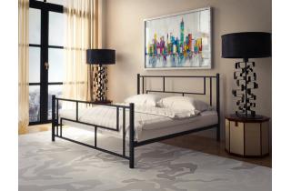 Кованая кровать Амис Тенеро 190(200) х 160