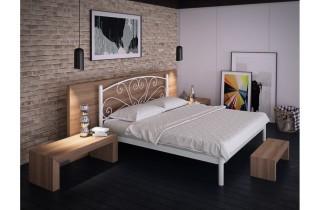 Кованая кровать Карисса Тенеро 190(200) х 160