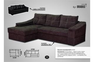 Элизиум Брабус угловой диван