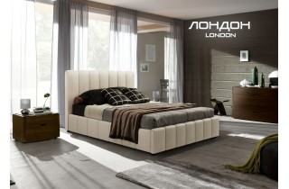 Кровать Лондон Люкс Грин Софа