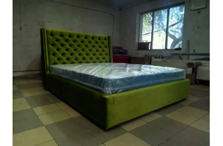 Кровать София Люкс Грин Софа