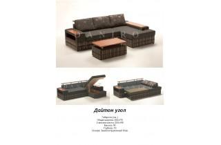 Дайтон угловой диван