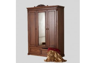Шкаф для одежды 3Д2Ш Галиция