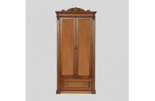 Шкаф для одежды 2Д1Ш-К40 Галиция