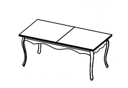 PRATO Стол обеденный PR-2