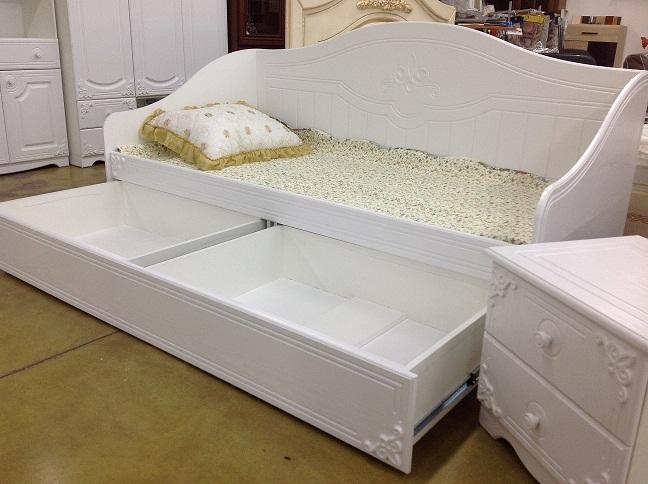 """Диван-кровать Софи (корпусная мебель """"Царский Стиль"""")"""