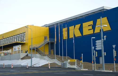 Так выглядят гипермаркеты ИКЕА