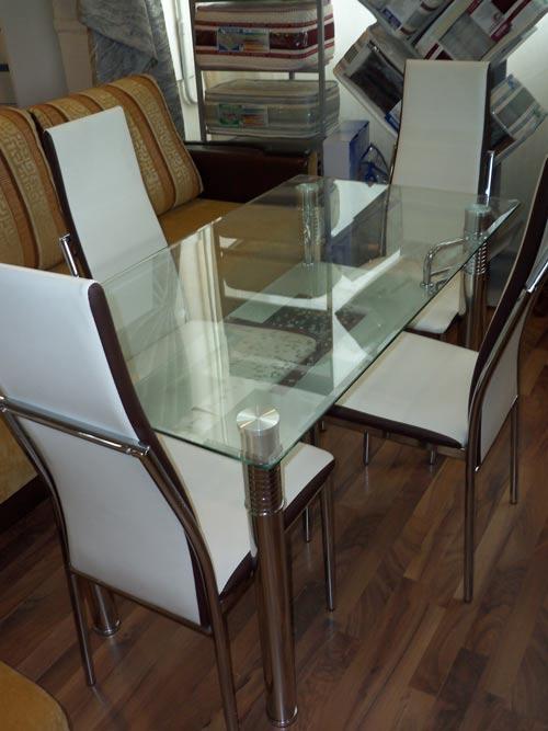 Стол и стулья пр-ва Польша