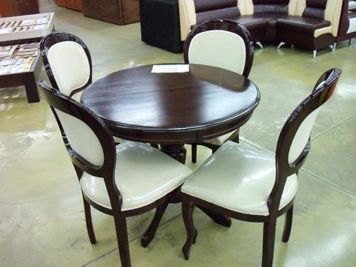 ДМ-Т4ЕХ2 стол со стульями