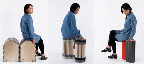 Использование туристической мебели