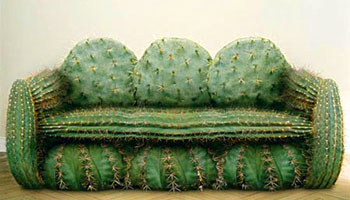 Оригинальный дизайн дивана