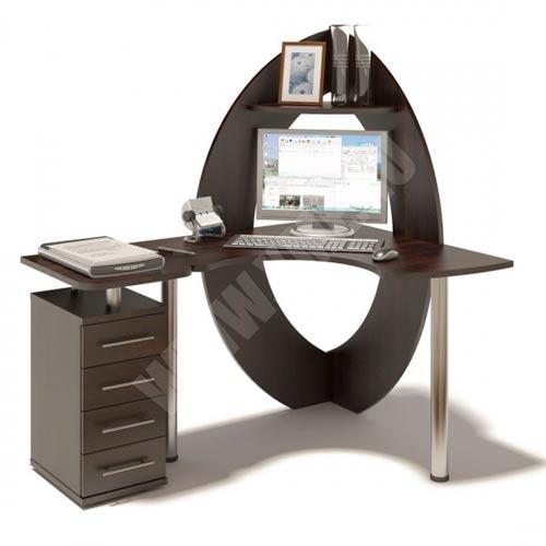 Угловой компьютерный стол - новинка мебельного дизайна